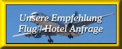 Flug, Hotel Anfragen